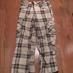 Burton women's snowboard pants